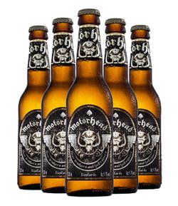 Banda Motörhead lança cerveja